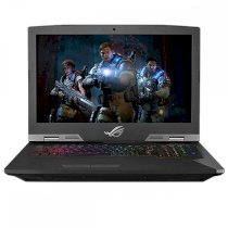 Laptop Asus Gaming ROG G703GX-EV117T (Core i9-8950HK/ RTX 2080 8GB/ Win10/Gunmetal)