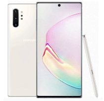 Samsung Galaxy Note 10 Plus 5G 12GB RAM/512GB ROM - Aura White