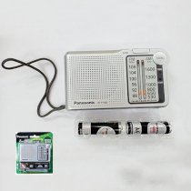 Đài radio FM AM Panasonic RF-P150D