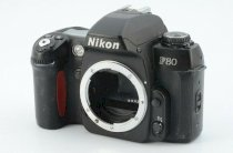 Nikon F80 35mm SLR Film Camera Body