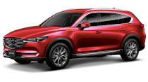 Mazda CX-8 Premium AWD 2.5L + 6AT (Đỏ 46V)