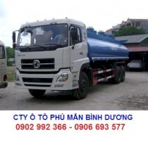 Xe Bồn DONGFENG CLW5250GYY3