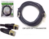 Cable SSTP Cat 7 KM 15m KC705
