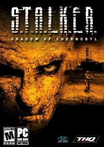 STALKER: Shadow of Chernobyl PC Game THQ - Retail