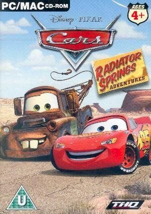 Game CARS Disney (PC)