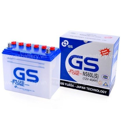 Ắc quy GS NS60L(S)
