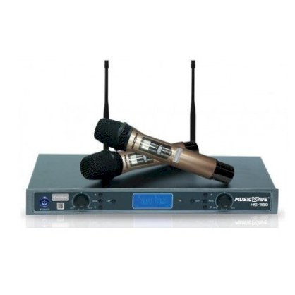 Microphone Music Wave HS-1180