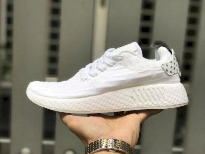 Giày thể thao Adidas NMD R2 trắng