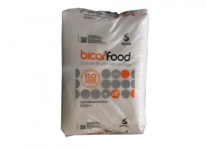 Sodium Bicarbonate (Bicar Food)