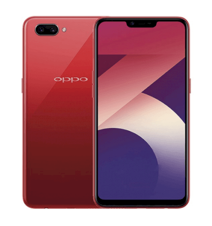 Oppo A3s 2GB RAM/16GB ROM - Red