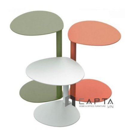 Combo bộ 3 bàn Easy Boy Table - Capta